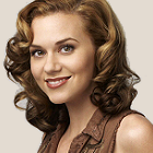 Hilarie Burton as 'Peyton Sawyer Scott'