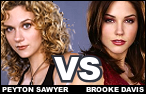 Peyton vs. Brooke